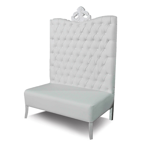 White Throne Luxe Event Seats Baby Shower Chair Throne