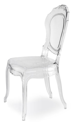 ghost chairs
